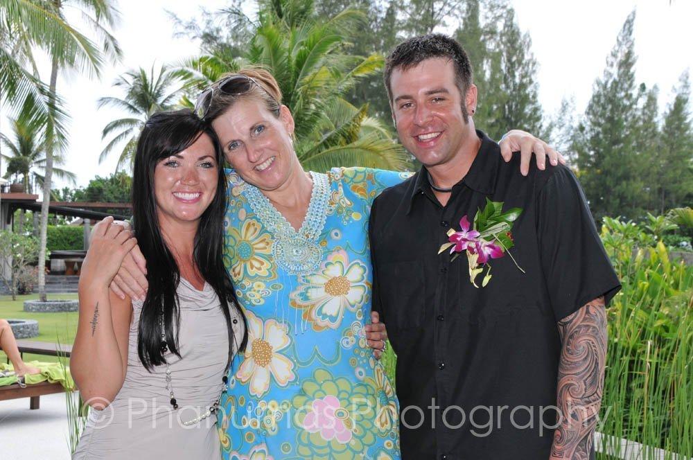 Shannon & Wayne - Krabi, Thailand