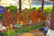 Thai Buddhist Wedding Blessing
