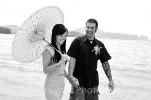 Mr & Mrs Wood Thailand Wedding Gallery Image 3