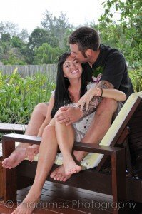 Mr & Mrs Wood Thailand Wedding Gallery Image 5