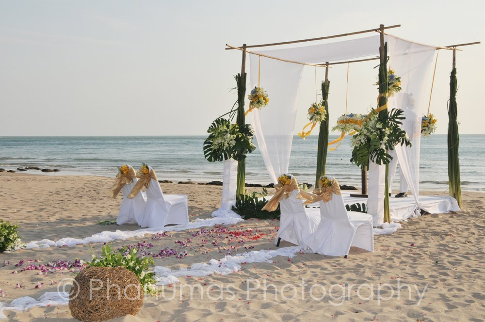 Wedding Ceremony Venues - Koh Lanta, Thailand