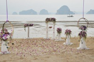 Wedding Ceremony Venues - Krabi, Thailand