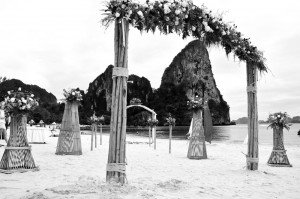 Wedding Ceremony Venues - Railay, Thailand