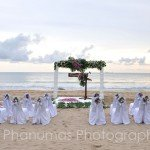 Western Wedding Ceremony in Thailand