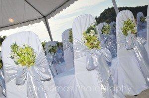 Western Wedding Ceremony in Thailand