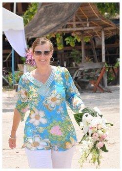 Sarah, owner of Siam Weddings